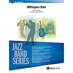 Alfred Whisper Not - Jazz Band Grade 3 Set (00-40356)
