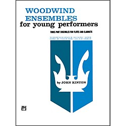 Alfred Woodwind Ensembles for Young Performers Flute 2 Clarinets (00-777)