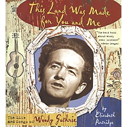 Alfred Woody Guthrie - This Land Was Made for You and Me Hardcover Book (74-0670035359)