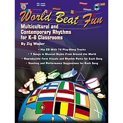 Alfred World Beat Fun Book/CD (00-0674B)