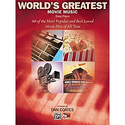 Alfred World's Greatest Movie Music Easy Piano (00-32870)