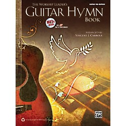 Alfred Worship Leaders Guitar Hymn Book & CD (00-39488)