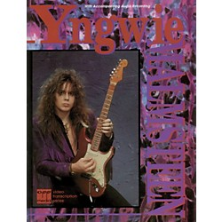 Alfred Yngwie Malmsteen Book with CD (00-REHBK002CD)