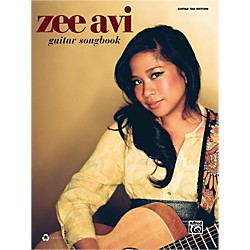 Alfred Zee Avi Guitar Songbook Book (00-40654)