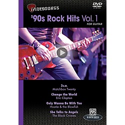 Alfred iVideosongs '90s Rock Hits Vol. 1 DVD (00-35468)