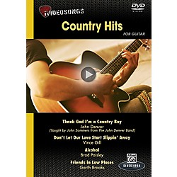 Alfred iVideosongs Country Hits DVD (00-35872)