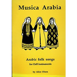 Alice Olsen Publishing Musica Arabia (GB2)