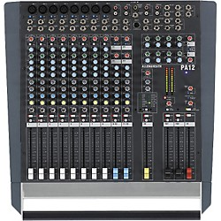 Allen & Heath PA 12 Mixer (PA 12)