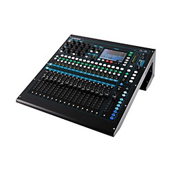 Allen & Heath QU-16 16-Channel Rack Mount Digital Mixer (QU-16)