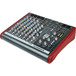 Allen & Heath ZED-10FX 10-Channel USB Mixer with Effects (AH-ZED-10FX)