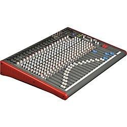 Allen & Heath ZED-24 Mixer (ZED-2402/120X)