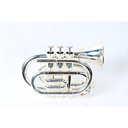 Allora MXPT-5801 Series Pocket Trumpet (USED005007 MXPT-5801S)