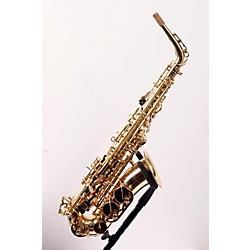 Allora Student Series Alto Saxophone Model AAAS-301 (USED005085 Allora VCH-222)