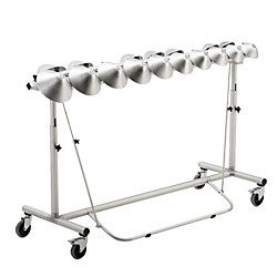 Aluphone Concert Grand with damping bar and frame, Stensgaard (ACGD)