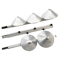 Aluphone Concert Low Extension with damping bar, Stensgaard (ACLED)