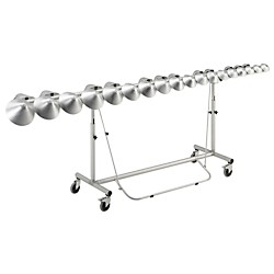 Aluphone Concert with damping bar and frame, Stensgaard (ACD)
