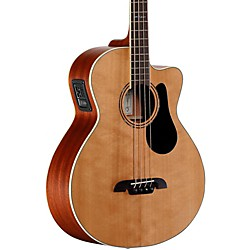 Alvarez Artist Series AB60CE Acoustic-Electric Bass Guitar (AB60CE)