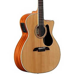 Alvarez Artist Series AG60CE Grand Auditorium Acoustic-Electric Guitar (AG60CE)
