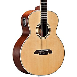 Alvarez LJ60E Little Jumbo Travel Acoustic-Electric Guitar (LJ60E)