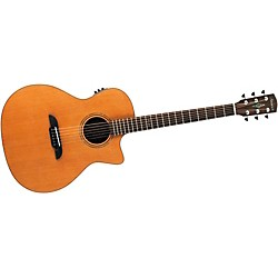 Alvarez Masterworks MG7SSCE Grand Auditorium Cutaway Style Acoustic-Electric Guitar (MG75SCE)