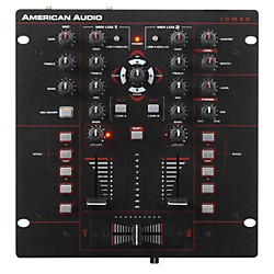American Audio 10MXR 2-Channel MIDILOG DJ Mixer (USED004000 10MXR)