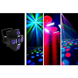American DJ Fun Factor LED Moonflower/Strobe Lighting Effect (USED004000 Fun Factor)