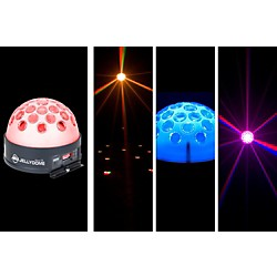 American DJ JellyDome LED Lighting Effect (USED004000 JELLYDOME)