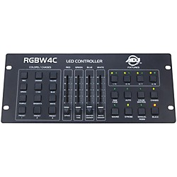 American DJ RGBW4C 32 Channel LED Controller (USED004000 RGB836)