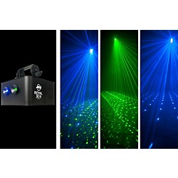 American DJ Royal 3D MKII Blue/Green Laser Effect (ROY177)