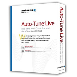 Antares Auto-Tune Live Vocal Processing Software (28001)