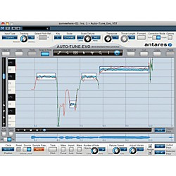 Antares Auto Tune Vocal Studio TDM Software Download (1015-24)