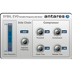 Antares Sybil EVO (VST/ AU/ RTAS) Software Download (1015-10)