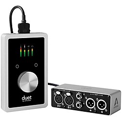 Apogee Duet and Breakout Box Bundle (Duet + BOB Kit)