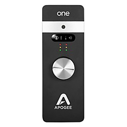 Apogee ONE for iPad & Mac Audio Interface (USED004000 ONE-IOS-MAC)