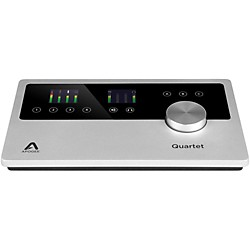 Apogee Quartet for iPad & Mac Audio Interface (USED004000 QUARTET-IOS-MA)