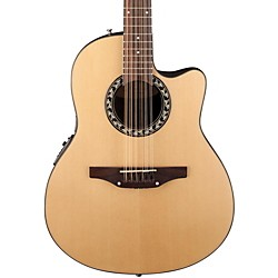 Applause Balladeer 12-String Mid Depth Bowl Acoustic-Electric Guitar (AB2412-4_142631)