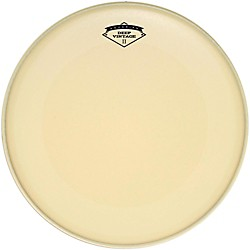 Aquarian Deep Vintage II Bass Drumhead with Super-Kick (DVK-18B)