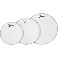 Aquarian Super-2 Texture Coated Drumheads Fusion Pack (TCS-2-A)