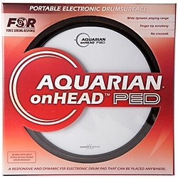 Aquarian onHEAD Portable Electronic Drumsurface (OHP13)