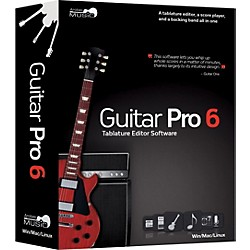 Arobas Music Guitar Pro 6.0 Tablature Editing Software (IP04101)