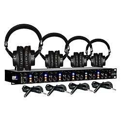 Art Headamp6 Tascam TH-200X Package ( 4-Pack) (Headamp6 TH200X 4Pack)