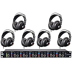 Art Headamp6 and MH310 Headphone Package (6-Pack) (ART CAD 6-pack)