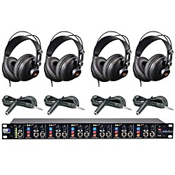 Art Headamp6 and MH310 Headphone Package Plus (4-Pack) (ART CAD 4-pack Plus)