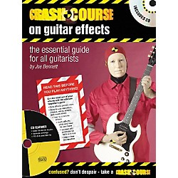 Artemis Music Crash Course on Guitar Effects (Book/CD) (695813)