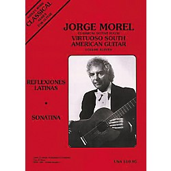 Ashley Mark Jorege Morel Classical Guitar Solos Virtuoso South American Volume 11 (699117)