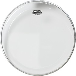 Attack 1-Ply Medium Clear Drumhead (DHA14)