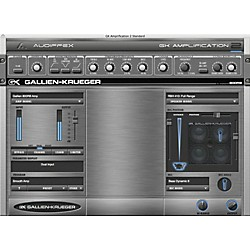Audiffex Gallien-Krueger Amp 2 Software Download (1035-257)