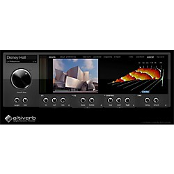 Audio Ease Altiverb 7 XL Software Download (1045-4)