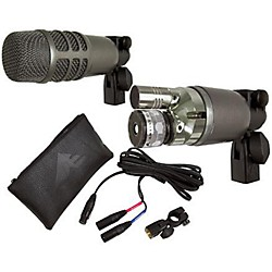 Audio-Technica AE2500 Dual-Element Kick Drum Microphone (AE2500)