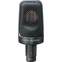 Audio-Technica AE3000 Instrument Condenser Microphone (AE3000)
